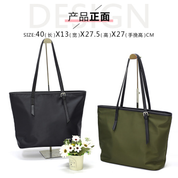 Thick Strap Sling Bag Casual nylon taske