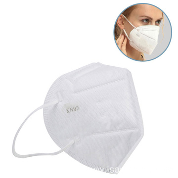 Stock earloop mouth safety mask