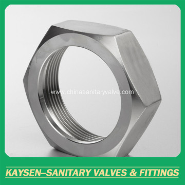 3A Sanitary unions Hexagon nut