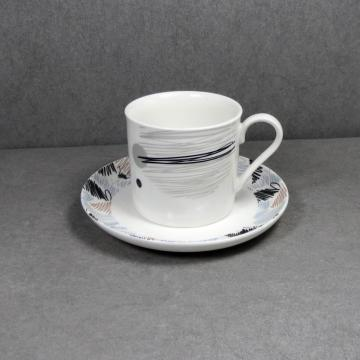Decal Porcelain Dinnerware Set