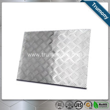 Ultrathin Aluminum Checkered Sheet for Truck Body