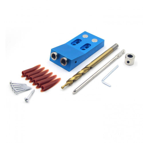 Aluminium alloy Twin Pocket Hole Jig