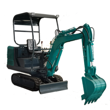 High cost performance used micro agricultural Excavator