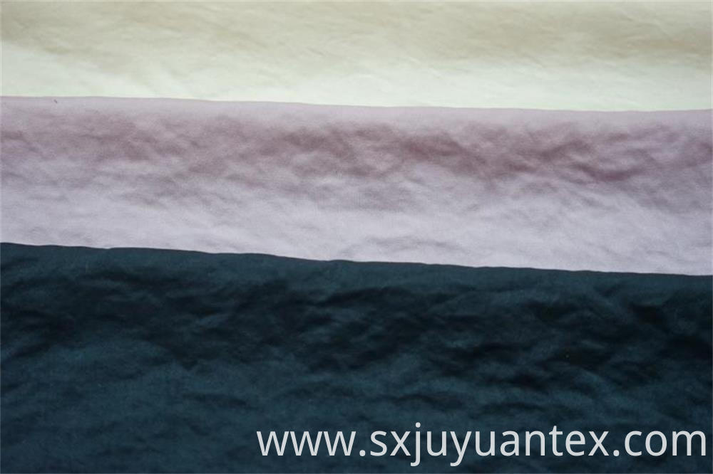 Polyester Composite Yarn Hammered Satin Fabric
