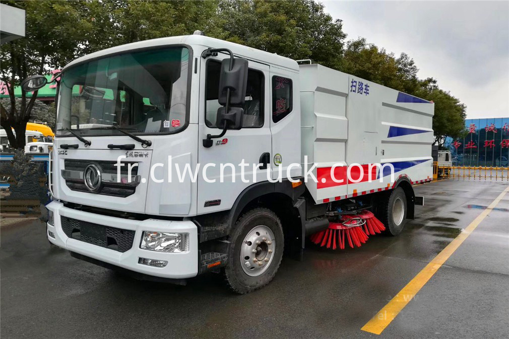 truck mounted sweepers 1
