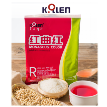 Natural Food Additive Monascus Color/Monascus Red Powder