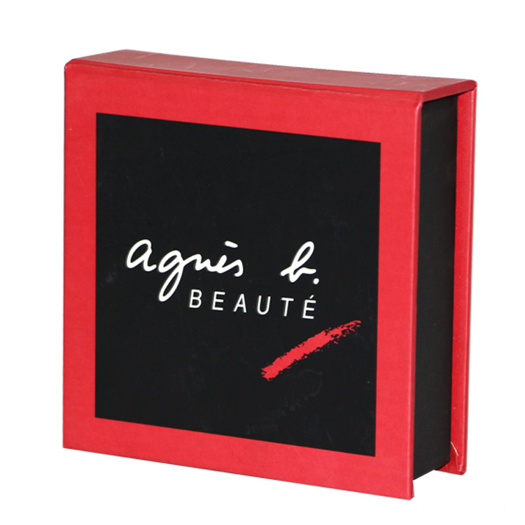 Book Box With stickers for Beauty Brand