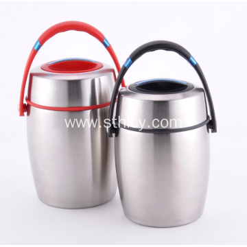 Double Layer Stainless Steel Insulated Lunch Box