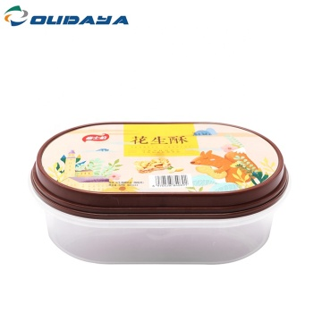 FDA  food grade margarine plastic butter containers