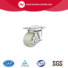 Low Profile Casters And Wheels For Luggage Cases