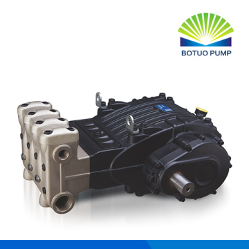 High Pressure Plunger Pump With Gearbox