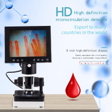 Biological microscope blood vessel microscope machine