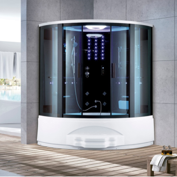 Steam Shower Steam Bath Whirlpool Cabine