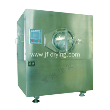 High Efficiency Poreless Coating Machine