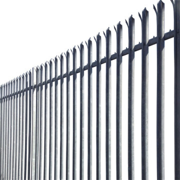 palisade fence data sheet