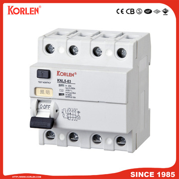 High Quality Terminal Distribution Electrics 240V RCCB