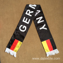 Germany Satin FIFA Promotional Fan Scarf