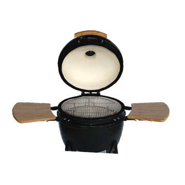 Smokeless Outdoor Ceramic Grill Charcoal Bbq Grill