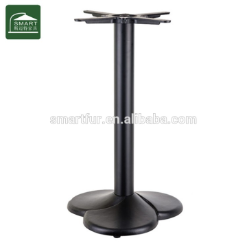 Table base with 3 legs for dining table