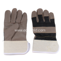 Safurance Leather Short Labor Protection Glove