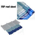 Anti-uv Cold-resistant Anti-aging FilmTransparent FRP Sheet