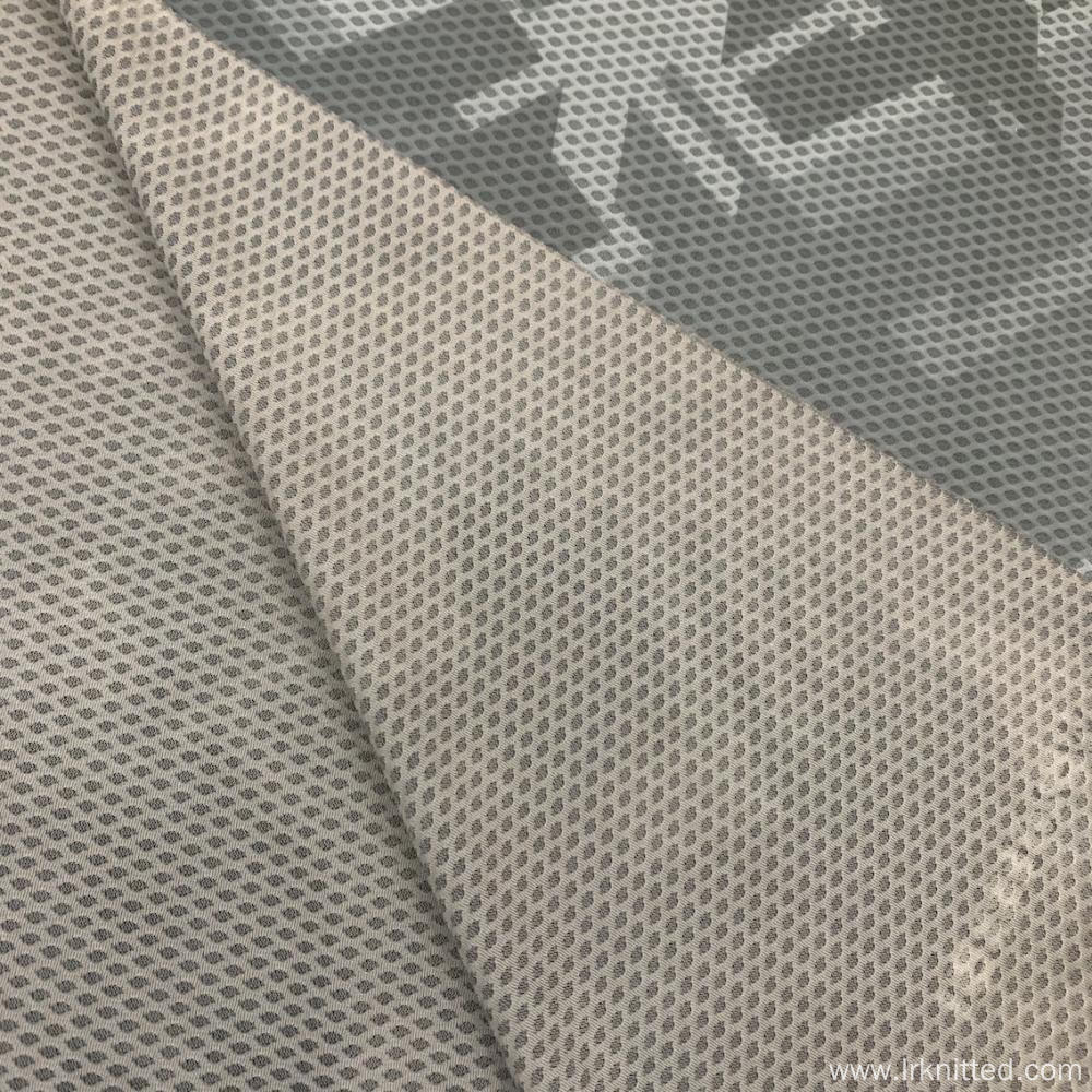 Factory-Customized Geometric Printed Fabric