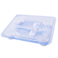 plastic medical supply sterile pharmaceutical packaging tray