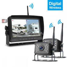 Unahan sa Tanan nga Rear View Camera System Digital Wireless