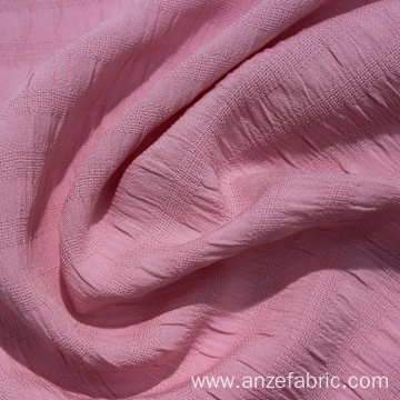 new design customized viscose rayon gauze fabric