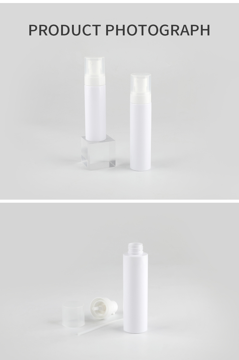 PET pump bottle