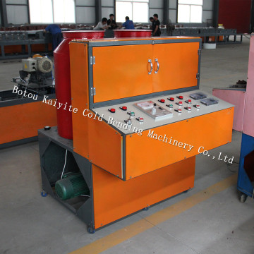PU Foam Shutter Door Slat Roll Forming Machine