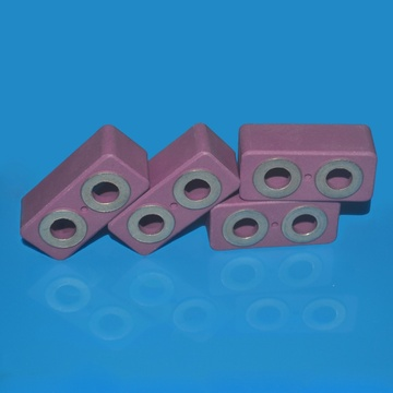 Alumina Metallised Ceramic Component mo le New Energy Industry