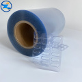 pvcfilm Suitable for vacuum forming printing and compounding