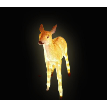 LED Simulation Fawn B Lights