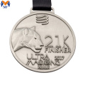 Custom best world marathon finisher medal