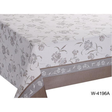 Pvc Printed fitted table covers Xochi Table Linens