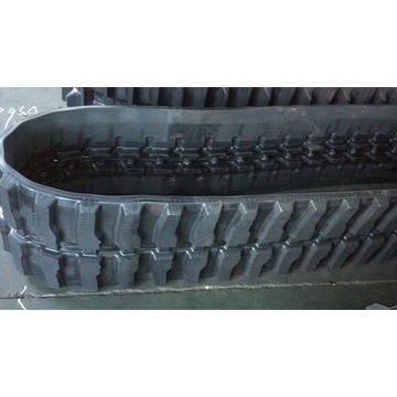 Mini-carregadeira de esteiras mini track loader rubber track