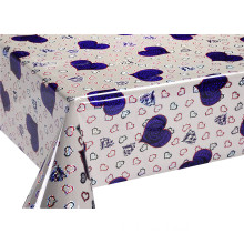 3D Laser Coating Tablecloth Sizes