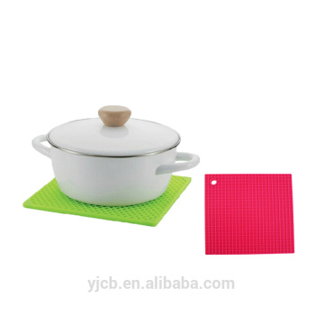 Silicone kitchen place mat table mat