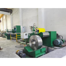 Customized version of stainless steel slitting machine