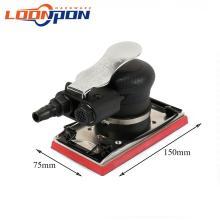 "Square polishing machine Air Pneumatic Polishing for Auto Body Car Tool 2"" 3"" Orbital Sander Woodworking Rust Removal"