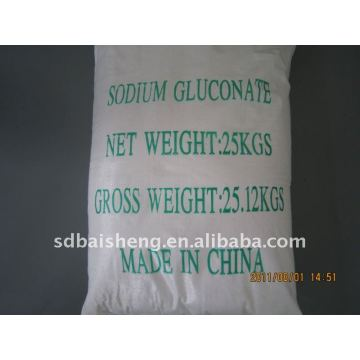 Industrial Grade Sodium Gluconate