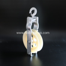 Hanging Type Cable Block Electric cable rope pulley