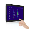 Wall mount 21.5 inch android tablet PC
