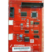 204C2520 Encoder Board V02 for Hyundai Elevators
