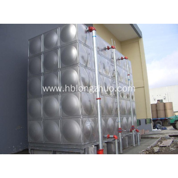 Stainless Steel Water Tank With Elevated Tower Price