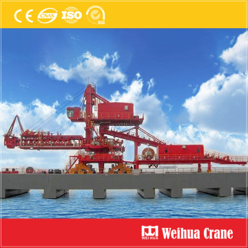 Continuous Mobile Ship Loader