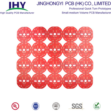 Aluminium Base 94v-0 LED PCB Circuit Board Fr-4 Double Sided PCB