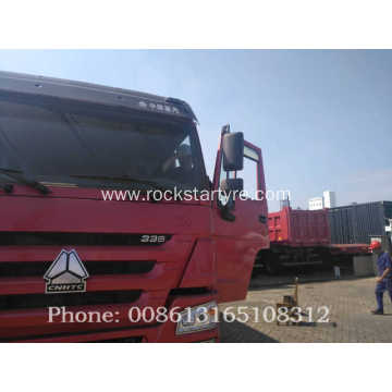Used Tipper Truck Howo 336 Hp
