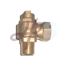 Brass Swivel Ferrule Valves